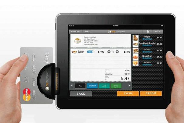 payanywhere - Credit Card Swiper For Ipad