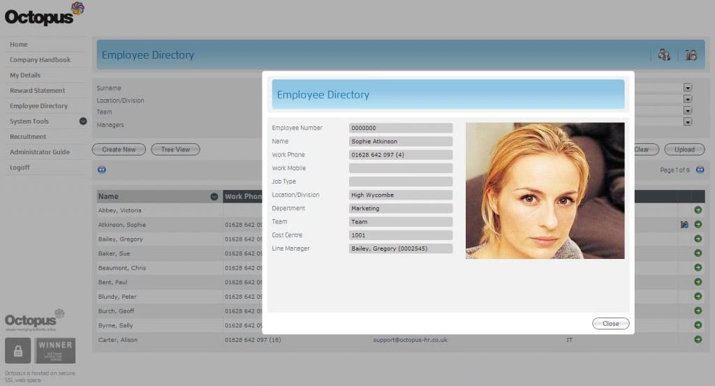 Employee-Directory