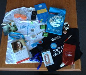 dreamforce-swag