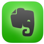 Evernote App for iPhone
