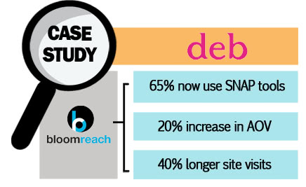 case study - deb shops