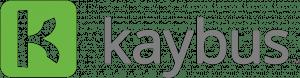 Kaybus-logomark-flat-green_grey-lowercase